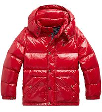 Polo Ralph Lauren Padded Jacket - Hawthorne - Red
