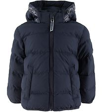 GANT Padded Jacket - Lock-Up - Evening Blue