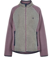 Color Kids Fleece Jacket - Arctic Dusk