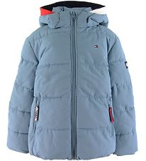 Tommy Hilfiger Padded Jacket - Essential - Light Blue