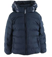 GANT Winter Jacket - Lock-Up - Evening Blue