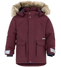 Didriksons Winter Jacket - Kure - Purple