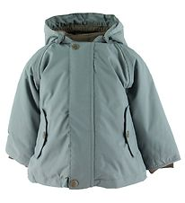 Mini A Ture Winter Coat - Wally - Trooper Blue
