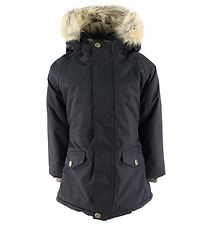 Mini A Ture Winter Coat - Vibse Fur - Tap Shoe Black