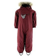Wheat Snowsuit - Nickie - Burgundy