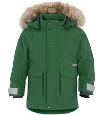Didriksons Winter Coat - Kure - Green