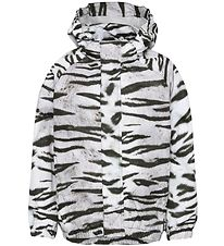 Molo Rain Jacket - Waiton - Tiger White