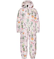 Molo Rainsuit - PE - Polly - Vertical Flowers