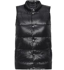 Ver the Terre Down Gilet - Black