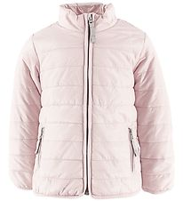 Ver the Terre Padded Jacket - Rose Powder