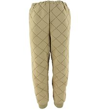 Wheat Thermo Pants - Alex - Slate Green