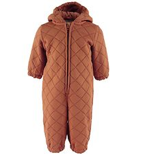 Wheat Thermo Suit - Harley - Terracotta