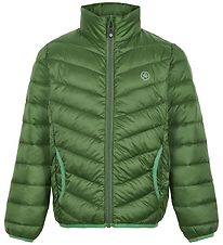 Color Kids Padded Jacket - Cactus