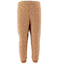 Wheat Thermo Trousers - Alex - Golden Flowers
