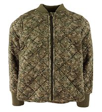 Wheat x Kids-World Thermo Jacket - Loui - Camouflage
