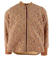 Wheat Thermo Jacket - Loui - Golden Flowers