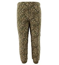 Wheat x Kids-World Thermo Trousers - Alex - Camouflage