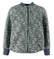 Wheat Thermo Jacket - Loui - Stormy Weather Fish