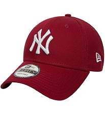 New Era Cap - 940 - New York Yankees - Bordeaux