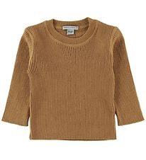 MP Jumper - Wool/Cotton - Mustard