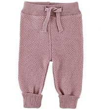 MP Trousers - Wool/Cotton - Rose