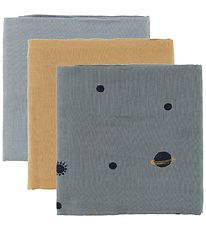 ferm Living Muslin Squares - 3-pack - Moon