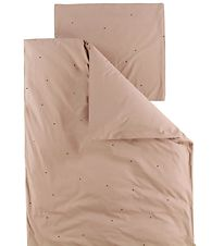 ferm Living Duvet Cover - Baby - Dusty Rose
