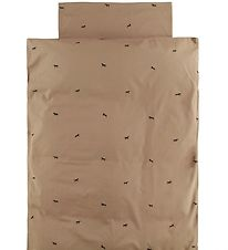 ferm Living Duvet Cover - Baby - Tan
