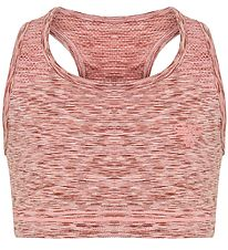 Hummel Active Sports Bra - HMLLullu - Ash Rose