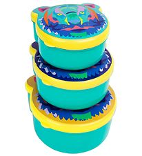 SunnyLife Snack Boxes - 3 pcs - Jungle