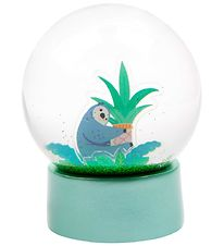 SunnyLife Snow Globe - 8x10 - Jungle