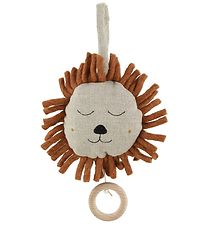 ferm Living Music Mobile - Lion - Natural