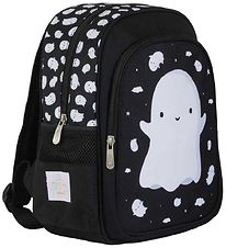 A Little Lovely Company Preschool Backpack - Ghost