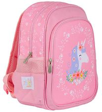 A Little Lovely Company Prescholl Backpack - Unicorn