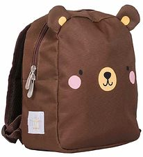 A Little Lovely Company Backpack - Bear