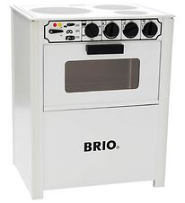 BRIO Kitchen Stove - White