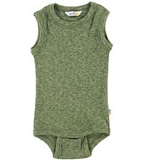 Joha Body - Sleeveless - Melange Green