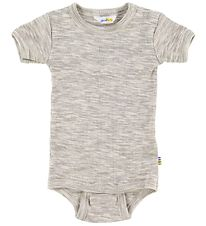 Joha Body s/s - Melange Grey