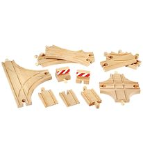 BRIO World Advanced Expansion Pack - 11 pcs - Wood