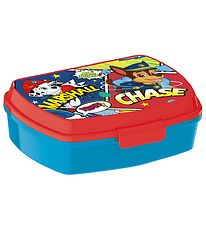 Paw Patrol Lunchbox - Red w. Marshall & Chase