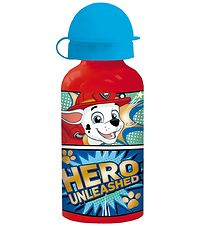 Paw Patrol Water Bottle - 400 ml - Marshall, Rubble & Chase
