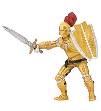Papo Gold Knight - H: 9 cm