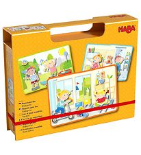 Haba Magnetic Game Box - Multicolour