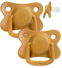 Filibabba Dummies - 2-pack - Golden Mustard