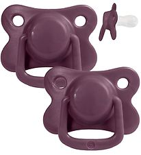 Filibabba Dummies - 2-pack - Plum