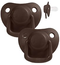 Filibabba Dummies - 2-pack - Chocolate