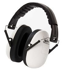 Jippies Earmuffs - White