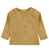 Soft Gallery Long Sleeve Top - Bella - Mini Splash - Fall Leaf