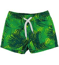 Color Kids Swim Shorts - Bounty - Mint