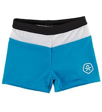 Color Kids Swim Pants - Nepal - UV40+ - Atomic Blue